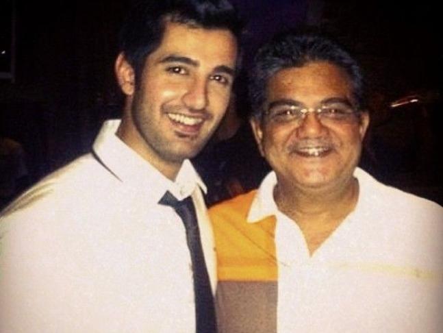 Aditya Seal's father Ravi Seal breathes his last due to COVID-19