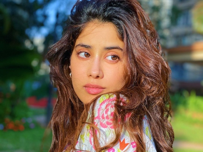 I've auditioned for a couple of international projects,' reveals Janhvi  Kapoor