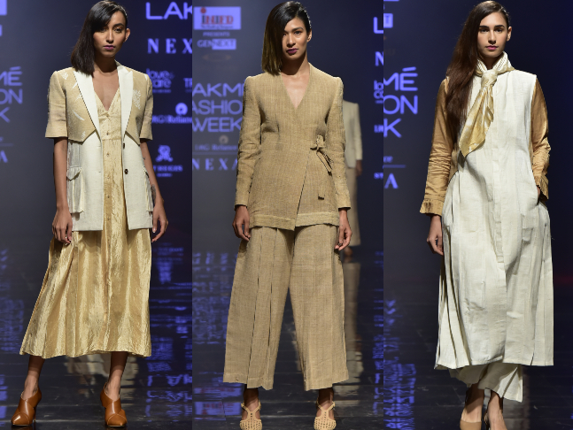 Lakme Fashion Week Winter Festive 2019 Inifd Unveils The Creative Collections Of Six Rising Gen Next Stars