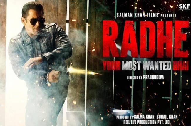 Amidst Coronavirus Lockdown, Salman Khan reportedly starts post-production  of 'Radhe: Your Most Wanted Bhai'