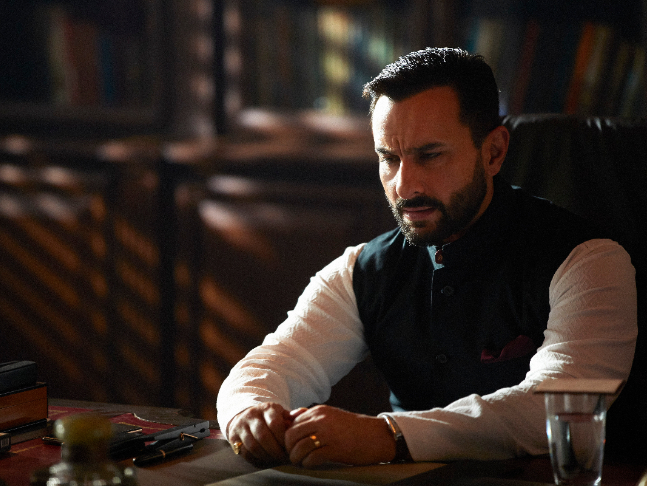 Tandav Review: Saif Ali Khan's and Dimple Kapadia's political drama is as  good as Mahabharat
