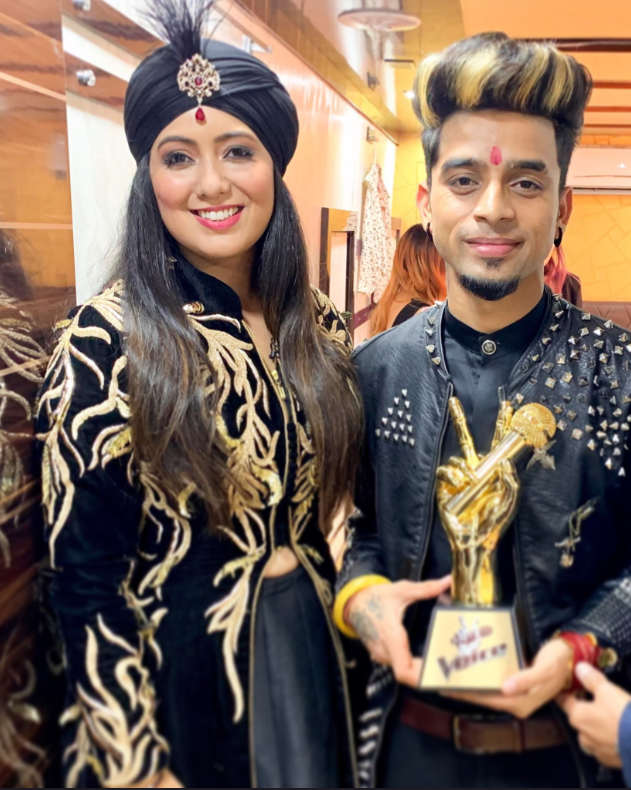 Sumit Saini bags the title of The Voice 2019 winner; takes ...