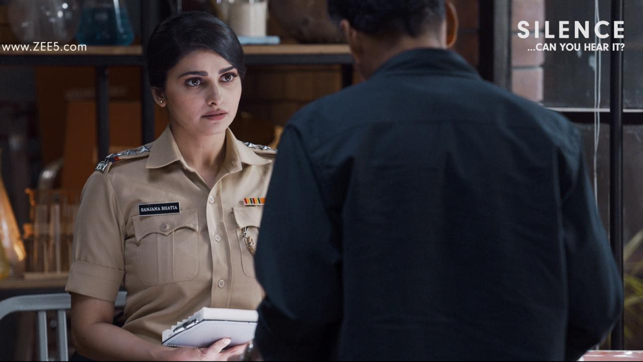 Silence…can you hear it? Trailer: Manoj Bajpayee, Prachi Desai and Arjun  Mathur present an intriguing whodunit murder mystery