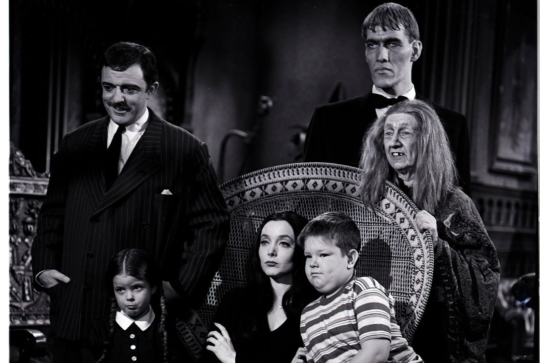 Addams Family Tv Reboot To Return To Small Screen With Tim Burton At The Helm