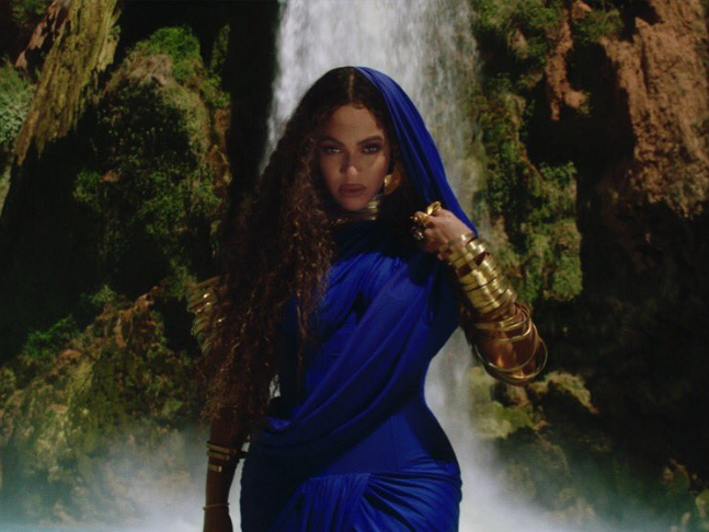 Black Is King' Review: Beyonce's film is a visual tribute to Black  indigenous culture keeping lessons from 'The Lion King' at its backdrop