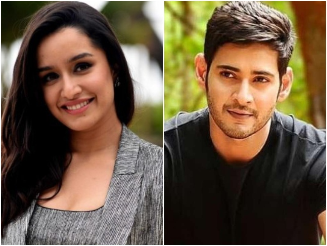 Shraddha Kapoor to feature opposite Mahesh Babu in his next Telugu ...