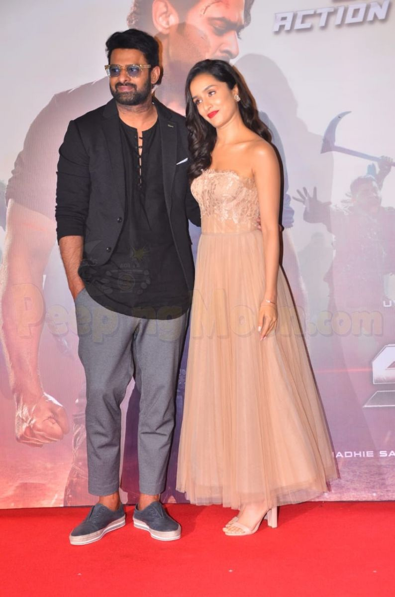 Image result for saaho promotion party
