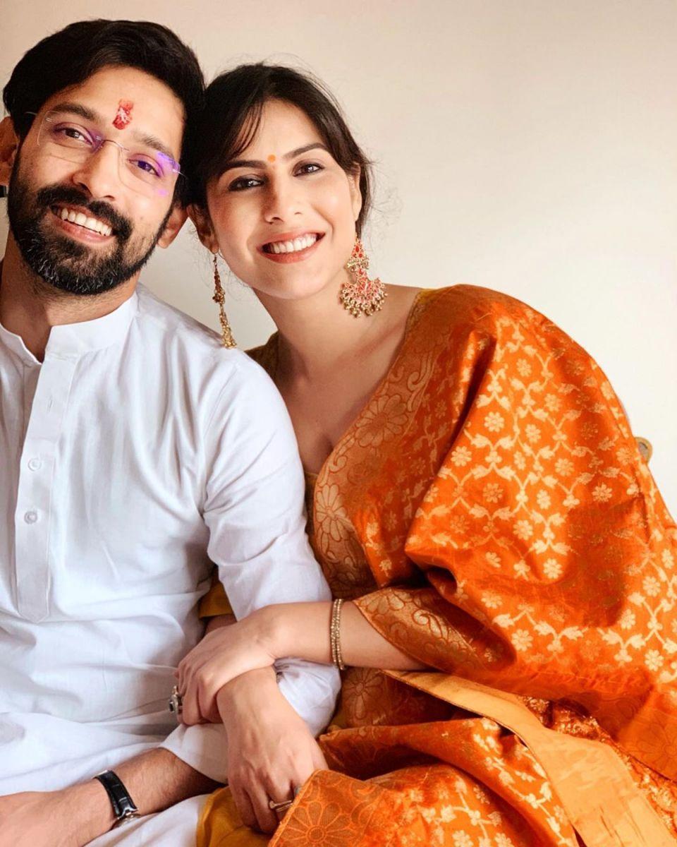Congratulations! Vikrant Massey confirms engagement to long-time girlfriend  Sheetal Thakur