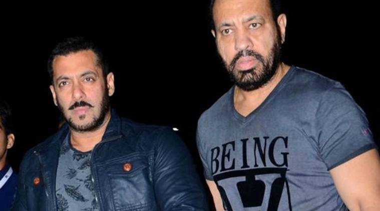 When Salman Khan Held Bodyguard Sheras Son In Hands And Vowed To