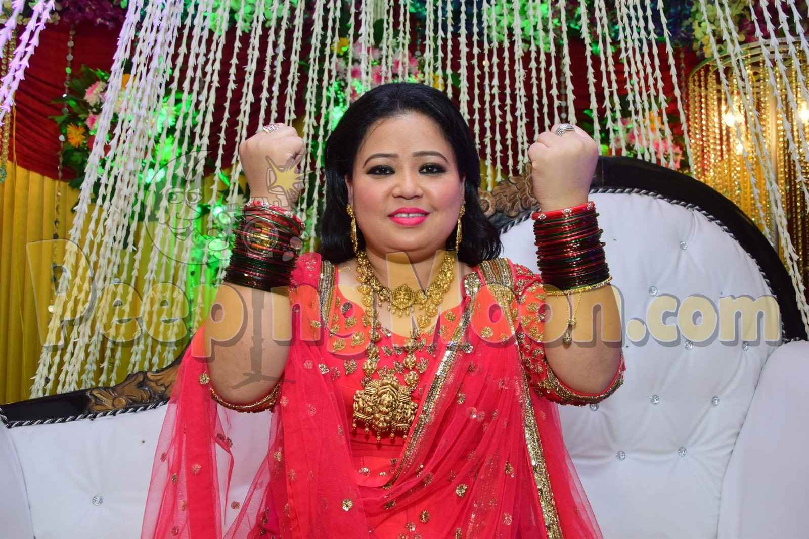 Bharti Singh Rsquo S Bangle Ceremony See Glamour Love And Lots