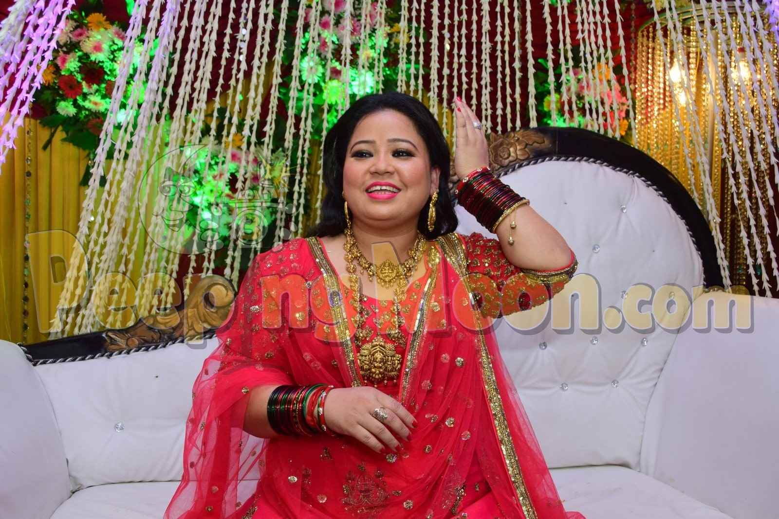 Singh's see glamour, lots Bangle Ceremony and love Bharti