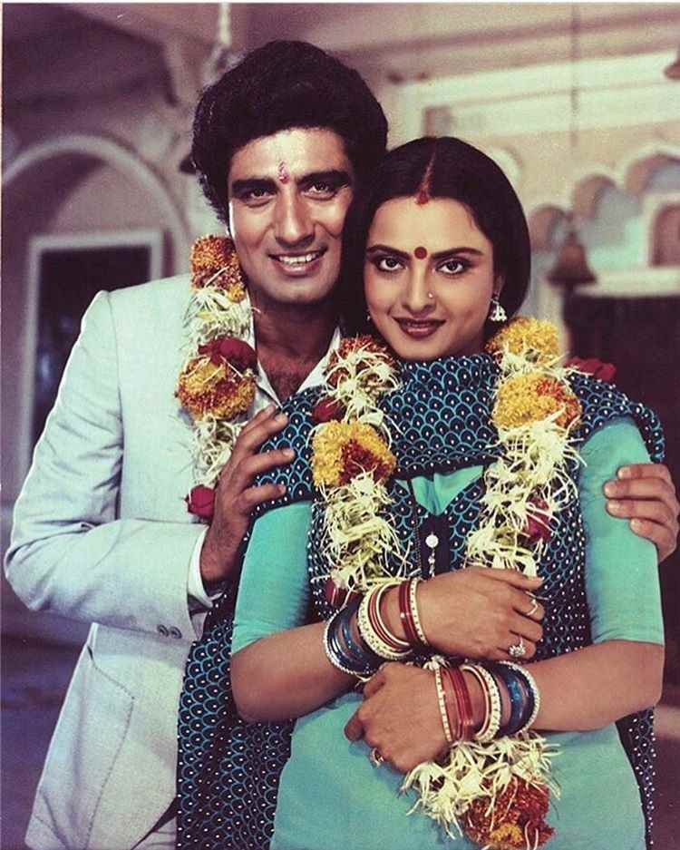 There Was A Strong Rumour That When Raj Tried To Get Too Friendly With Rekha He Allegedly Received Threat From Habib Nadiadwala