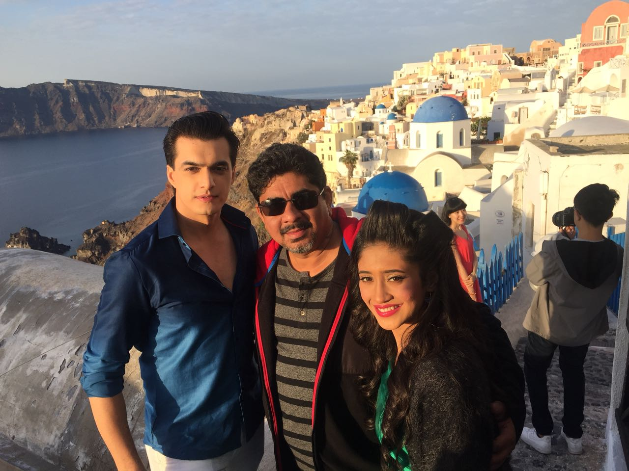 Needed a beautiful location for Kartik-Naira's honeymoon