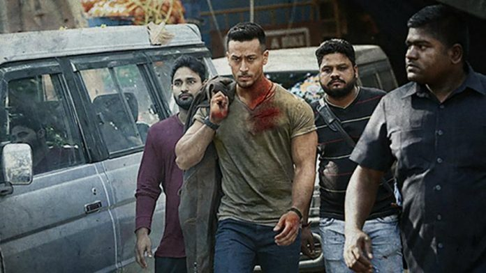 Tiger Shroffs First Look From Baaghi 2 Is Out Peepingmoon