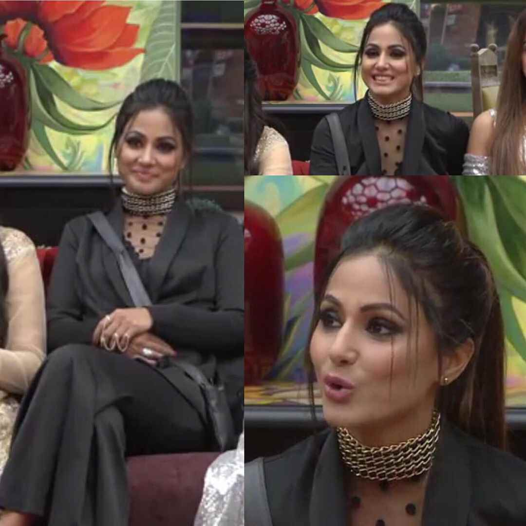 Hina Khan S Designer Slams Reports Of Her Wearing Borrowed Clothes On Bb
