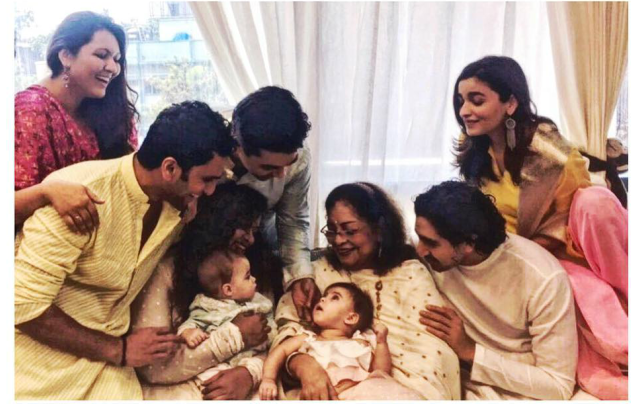Roohi and Yash Johar to make their first public appearance