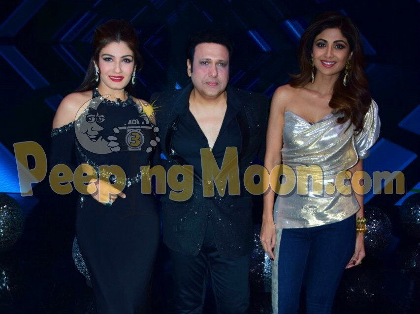 Govinda dances his way down the memory lane raveena and shilpas the power duo govinda and raveena tandon who featured together in many hit films in the 90s came together on super dance season 2 a dance reality show altavistaventures Choice Image