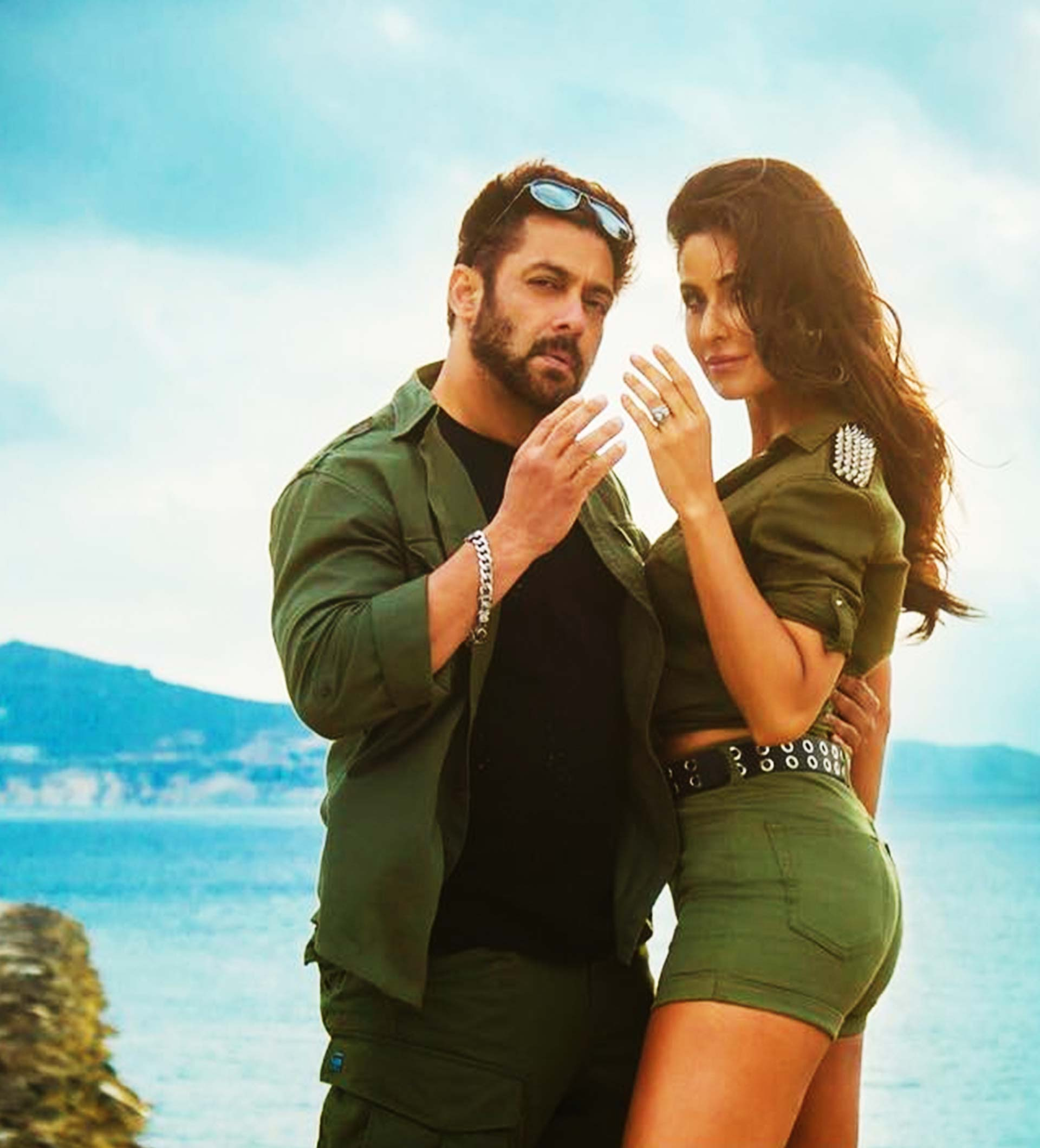 Tiger zinda hai gave us amazing memories katrina kaif peepingmoon katrina kaif who reunited on screen with salman khan after five years for tiger zinda hai which has turned out to be the actors highest ever grosser voltagebd Image collections
