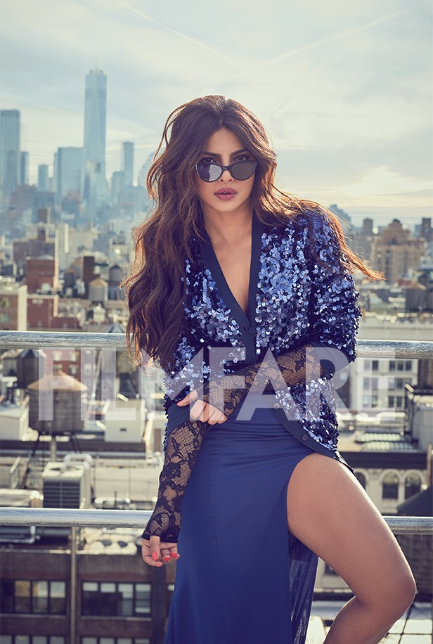 Priyanka Chopra at FilmFare Magazine Cover
