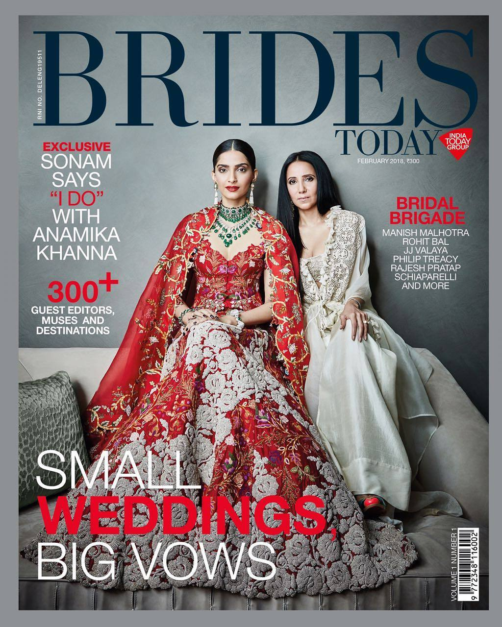 Brides Today: Is Sonam's Latest Bridal Shoot Hinting At