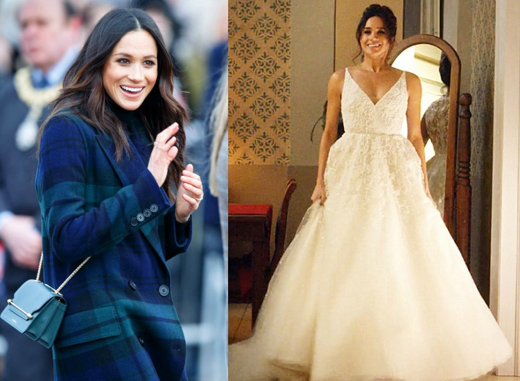 Meghan Markle\'s wedding dress costs over half a million dollars