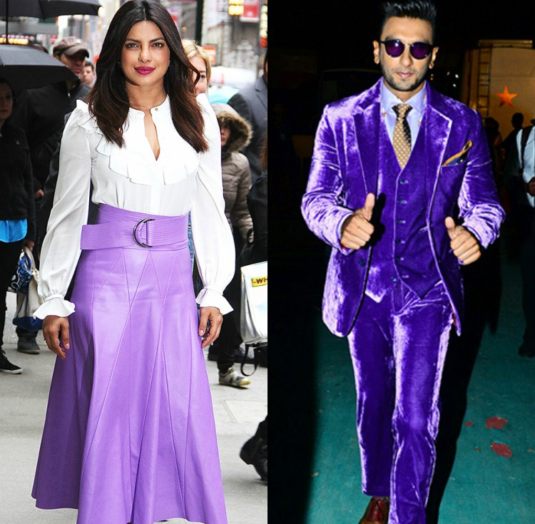 Get Dressed In The Pantone Color Of The Year Ultra Violet