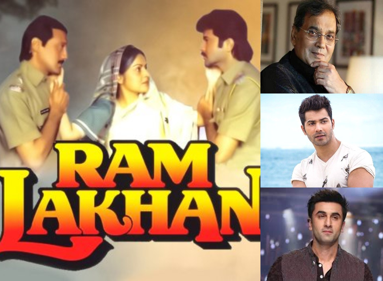 ram lakhan picture film