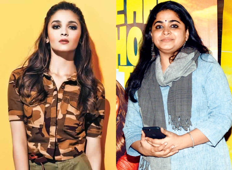 Alia Bhatt and Ashwiny Iyer Tiwari Collaboration