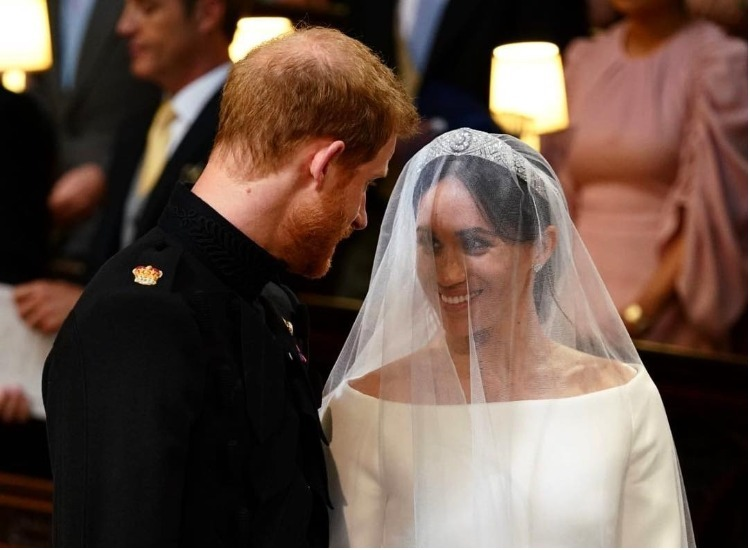 A Host Of Celebs Including Oprah Winfrey The Beckhams Clooneys And Other Awe Inspiring People Witnessed Wedding In All Its Glory