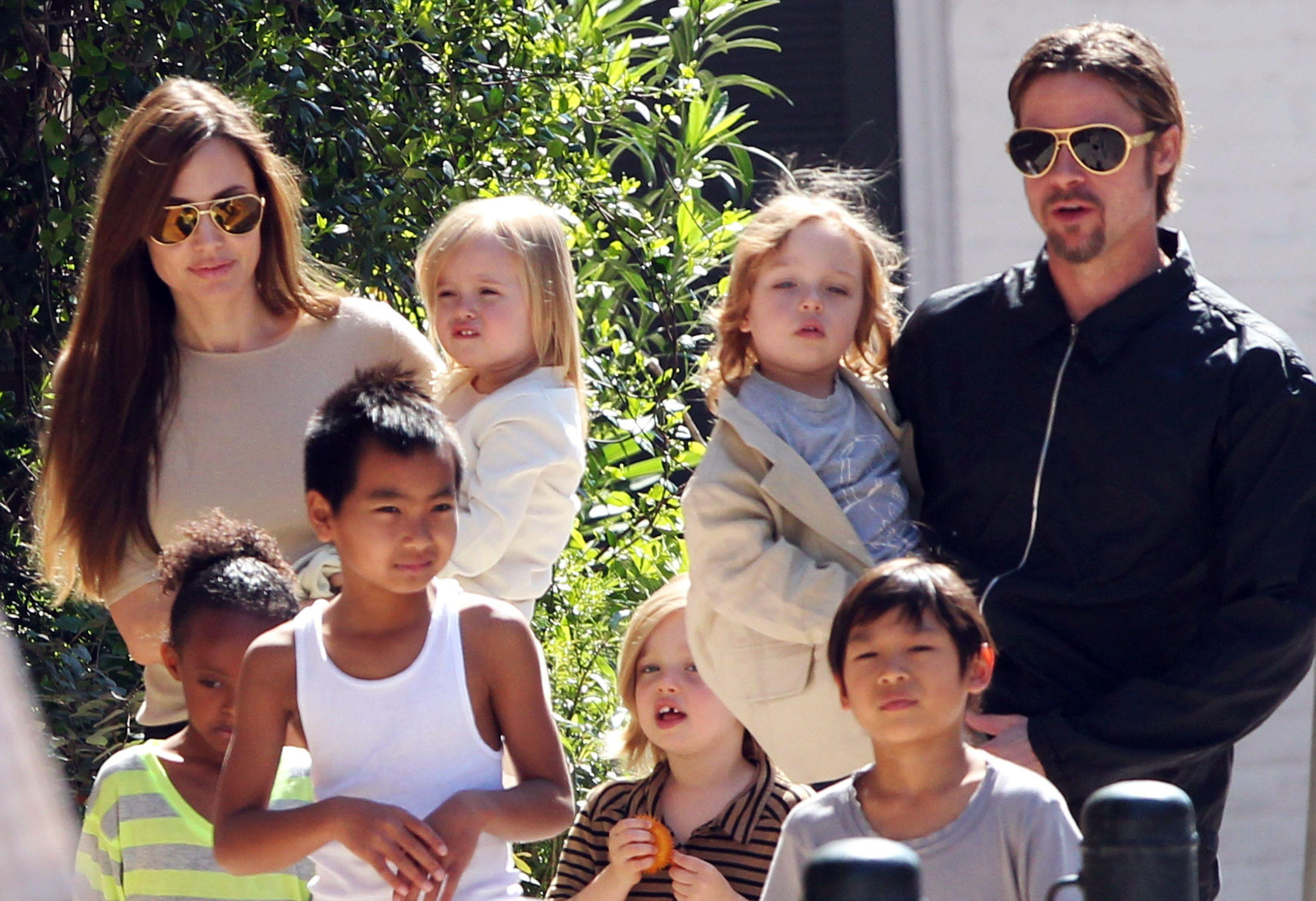 No relationship is black and white: Angelina Jolie reveals the ...