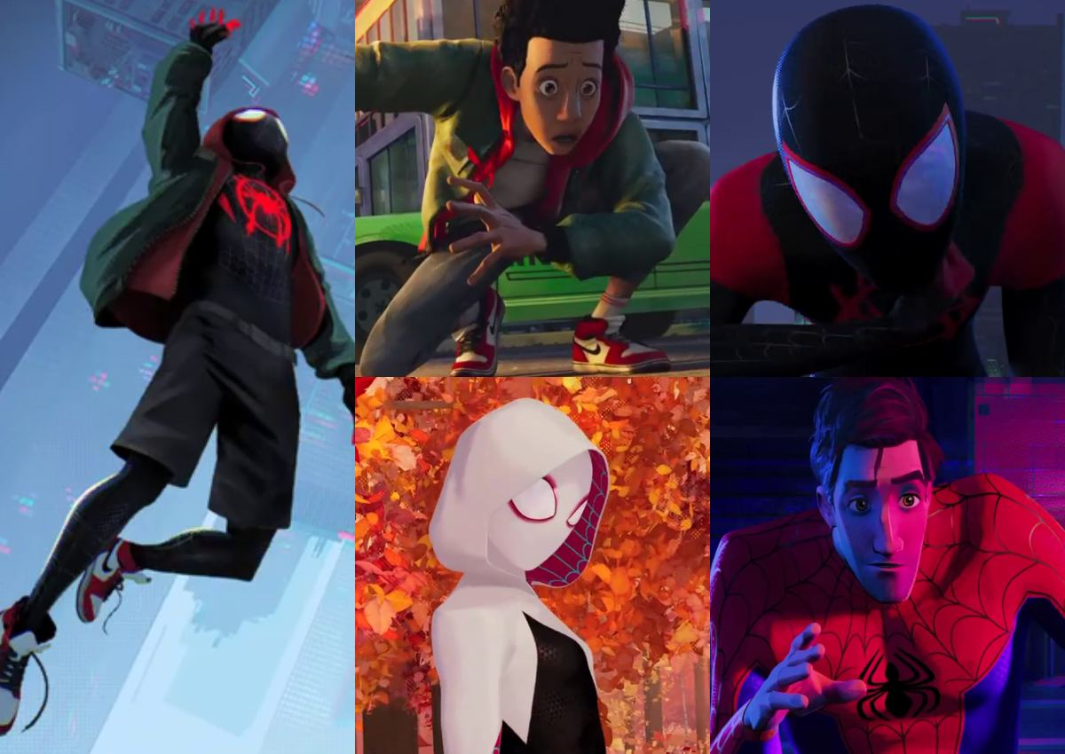 spider-man: into the spider-verse trailer arrives – say hello to the