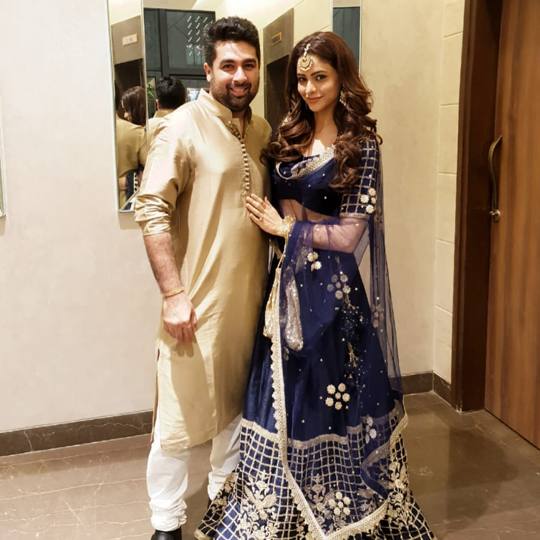 Mouni roy husband