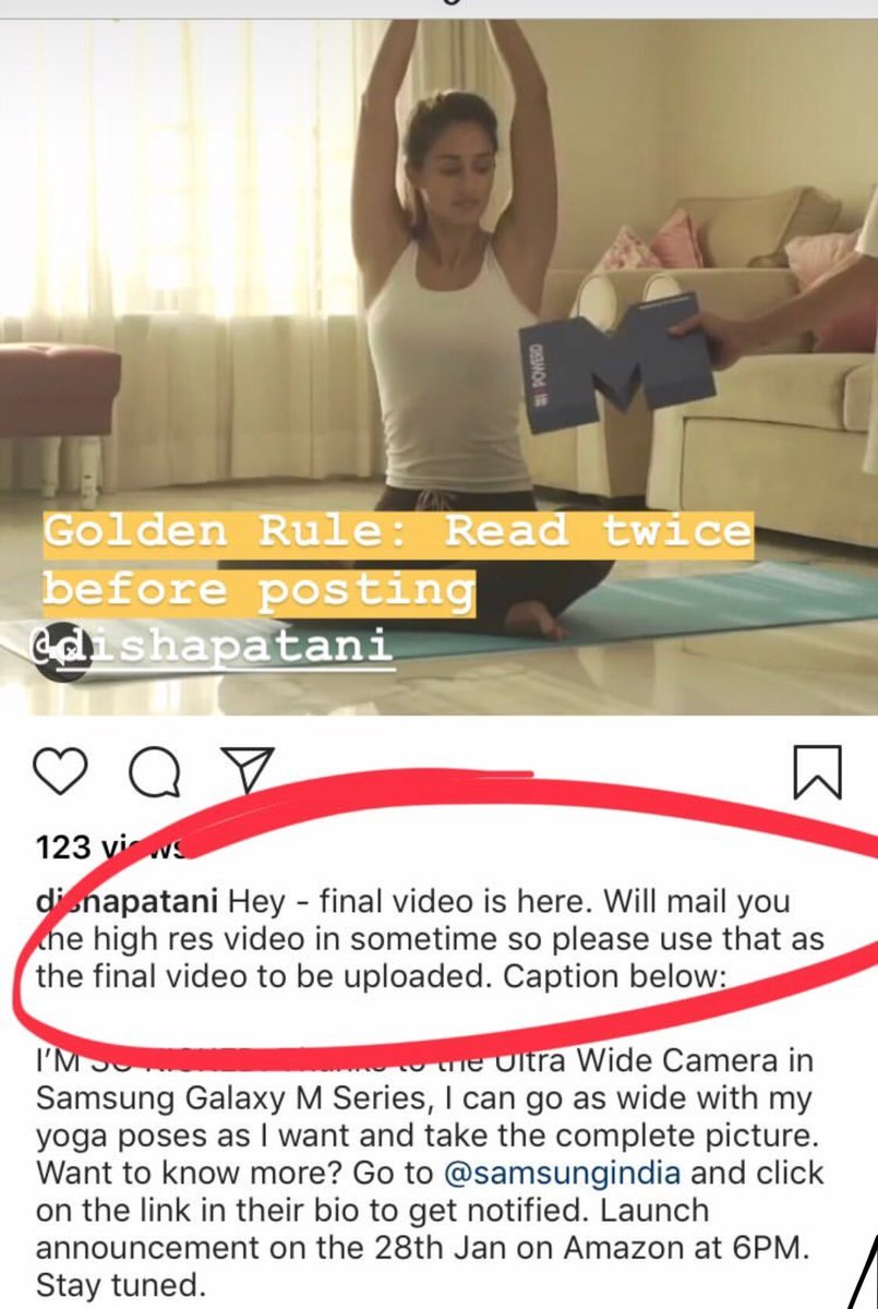 Disha Patani gets massively trolled for copy-pasting wrong