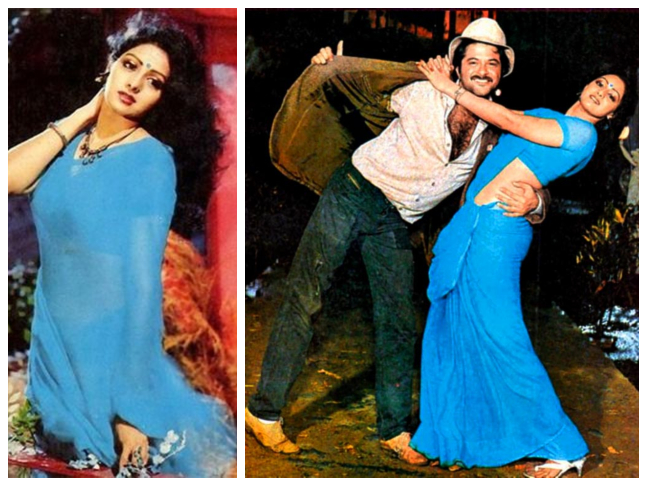 Iconic Drapes of Bollywood