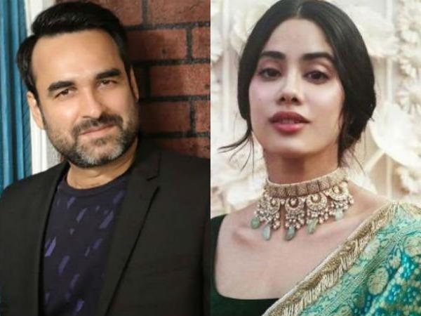 This Actor To Play Janhvi Kapoor S Father In Iaf Pilot Gunjan Saxena S Biopic