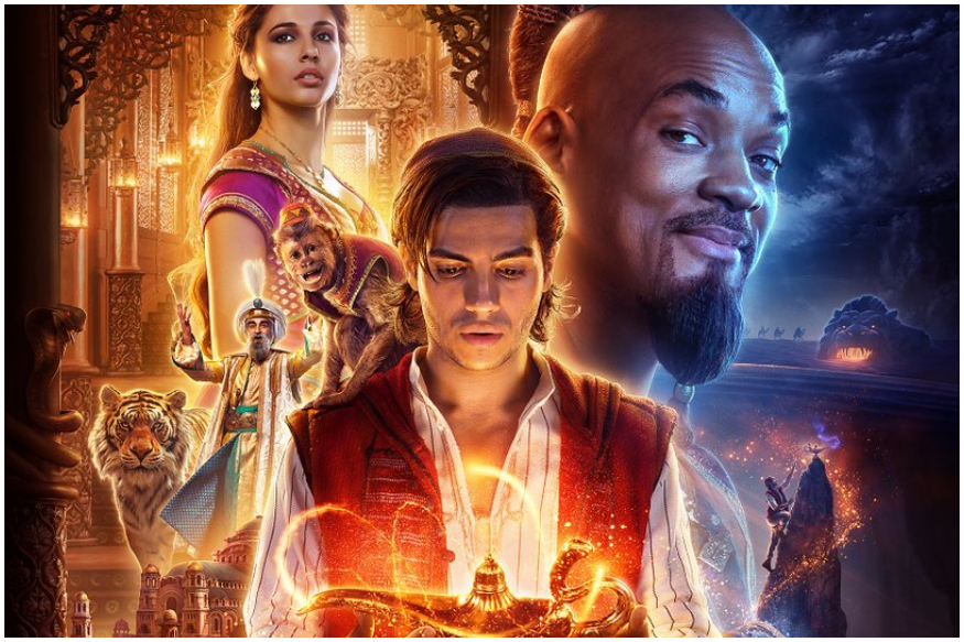 Aladdin's new trailer will make you relive the old folktale
